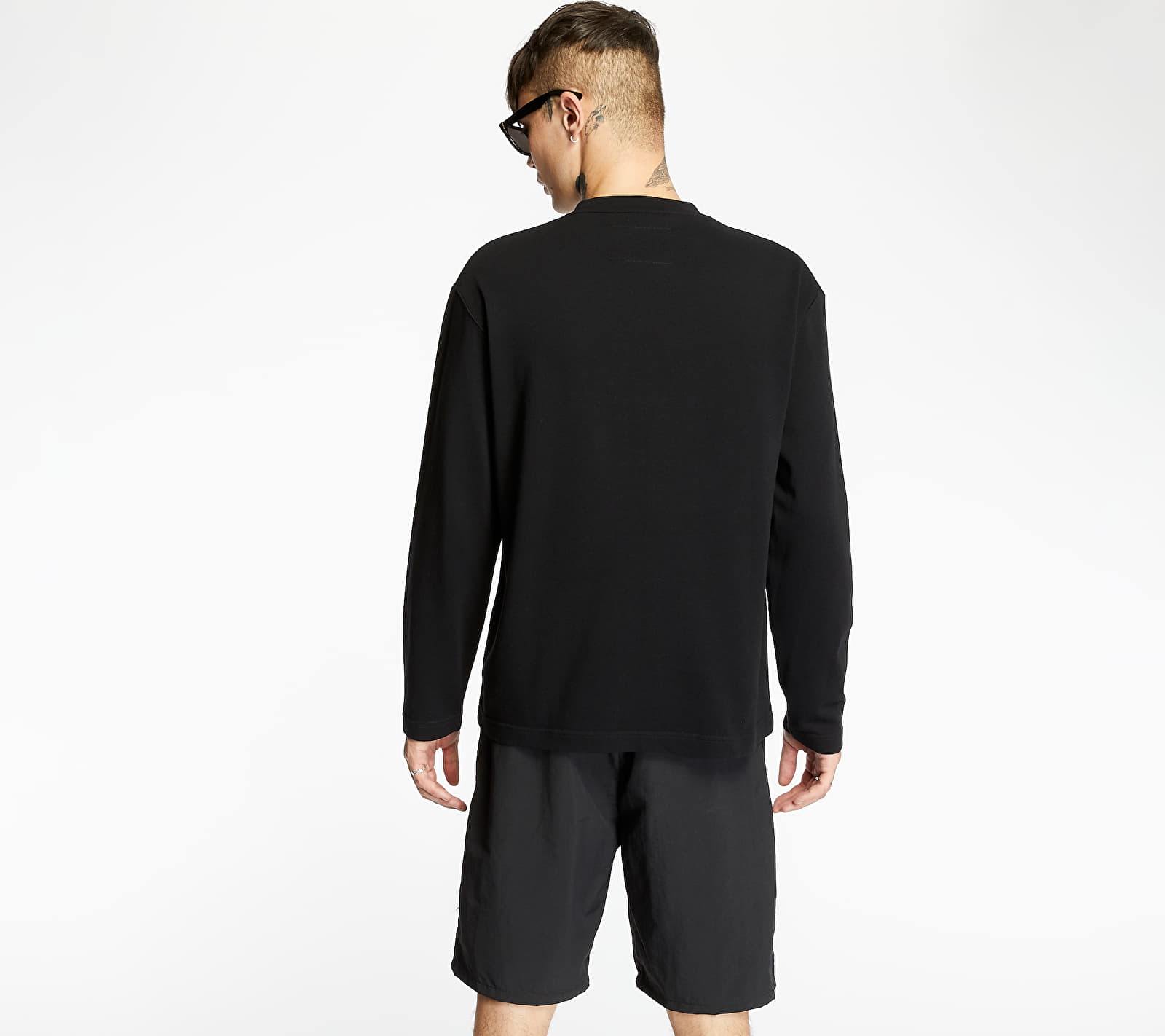 A-COLD-WALL* Glass Blower Long Sleeve Tee Black