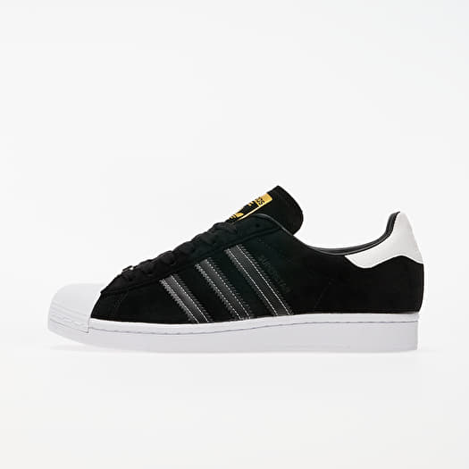 buque de vapor Ausencia Debilidad  Men's shoes adidas Superstar Core Black/ Core Black/ Gold Metalic | Footshop