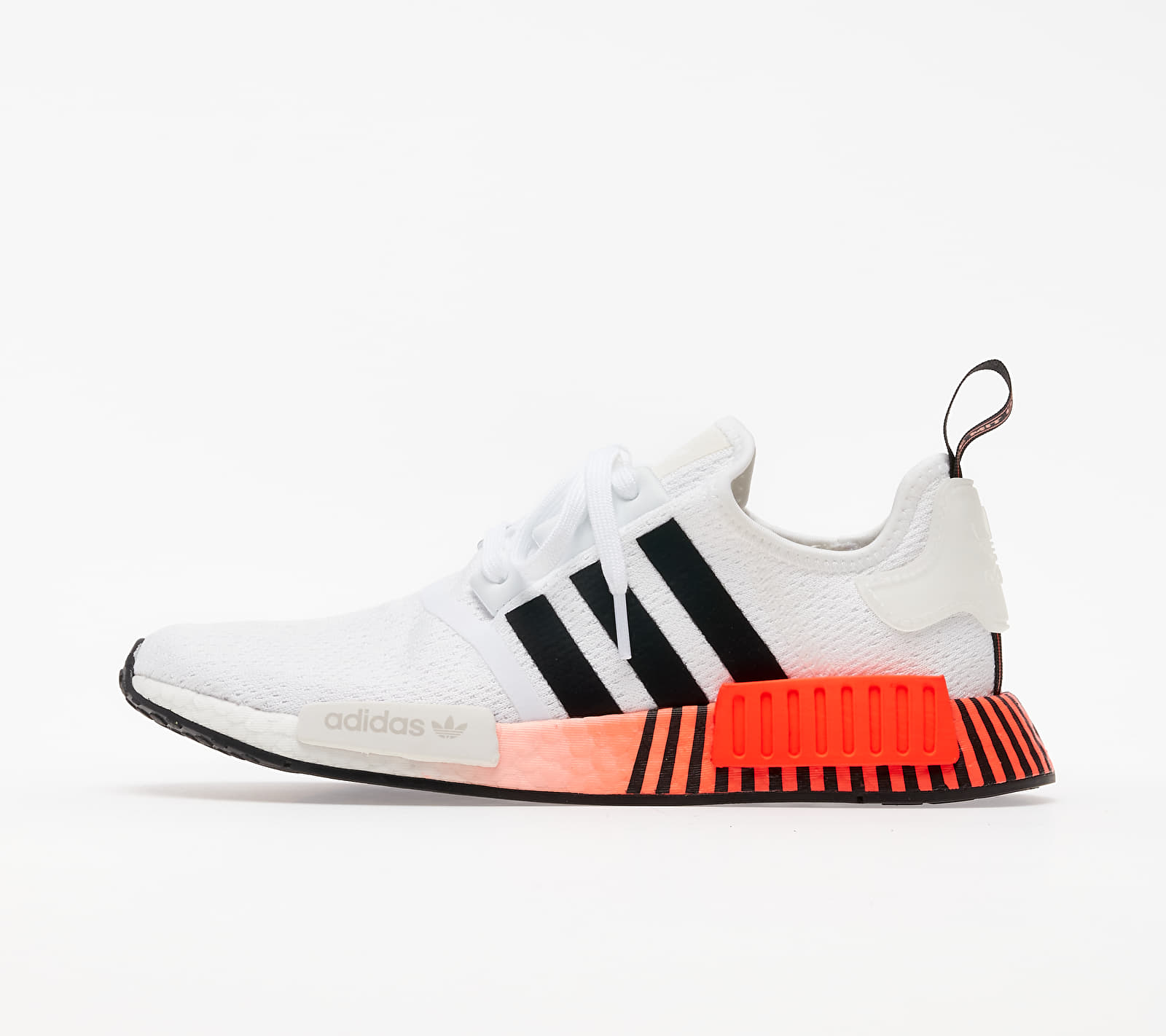 adidas NMD_R1 Ftw White/ Core Black/ Solid Red EUR 45 1/3