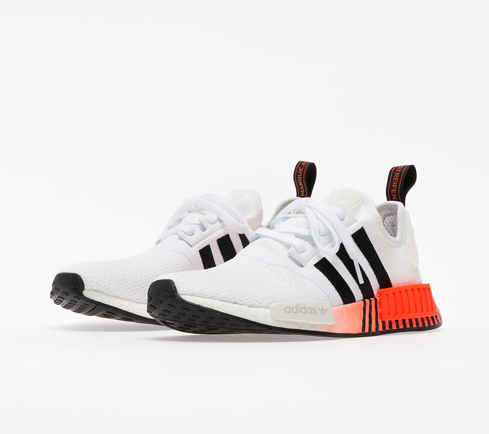 adidas NMD_R1 Ftw White/ Core Black/ Solid Red EUR 46