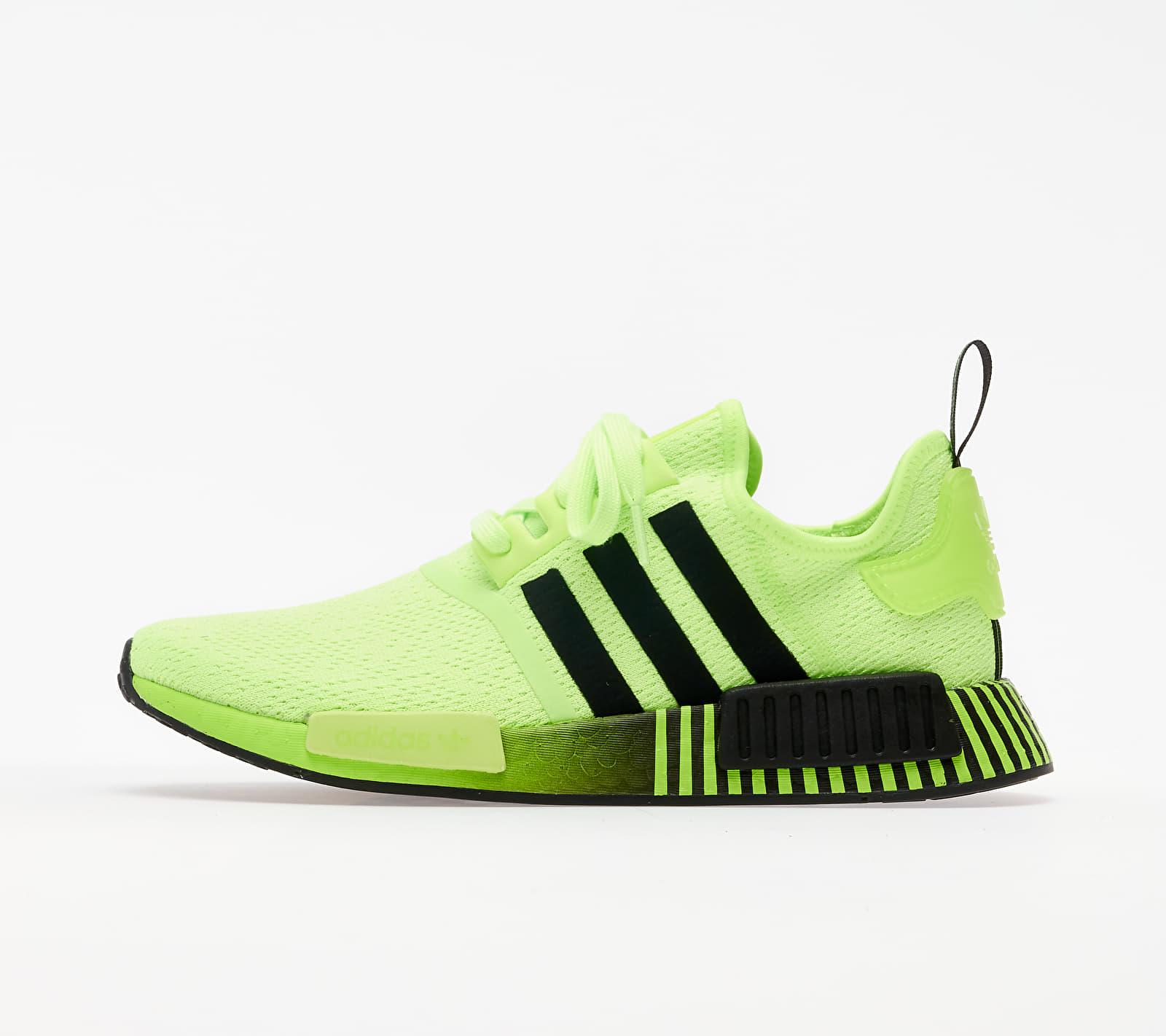 adidas NMD_R1 Signal Green/ Core Black/ Signal Green EUR 43 1/3
