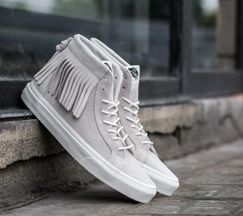 Women's shoes Vans Sk8-Hi Moc Suede