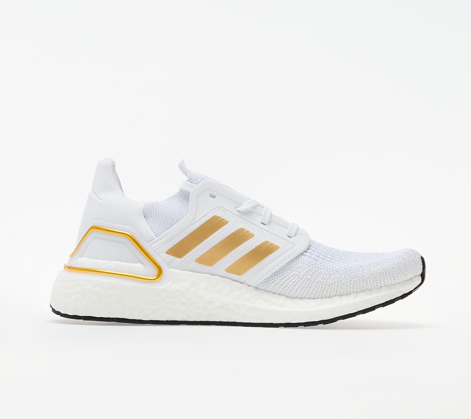 adidas UltraBOOST 20 W Ftw White/ Gold Metalic/ Core Black