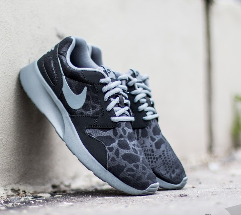 sneakers for cheap a374b 9dceb Nike Wmns Kaishi Print Black  Cool Grey