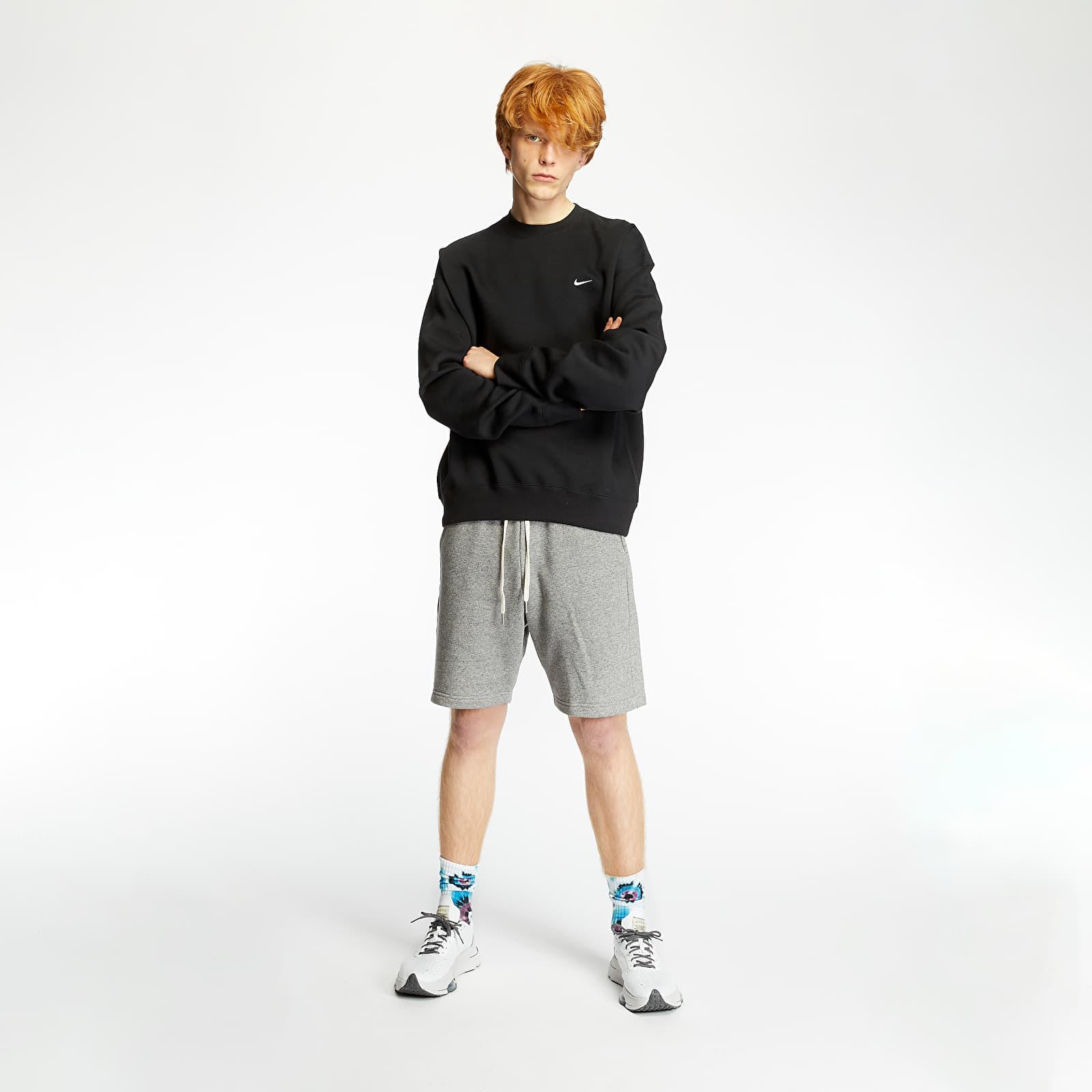 Sweatshirts Nike NRG Fleece Crewneck Black