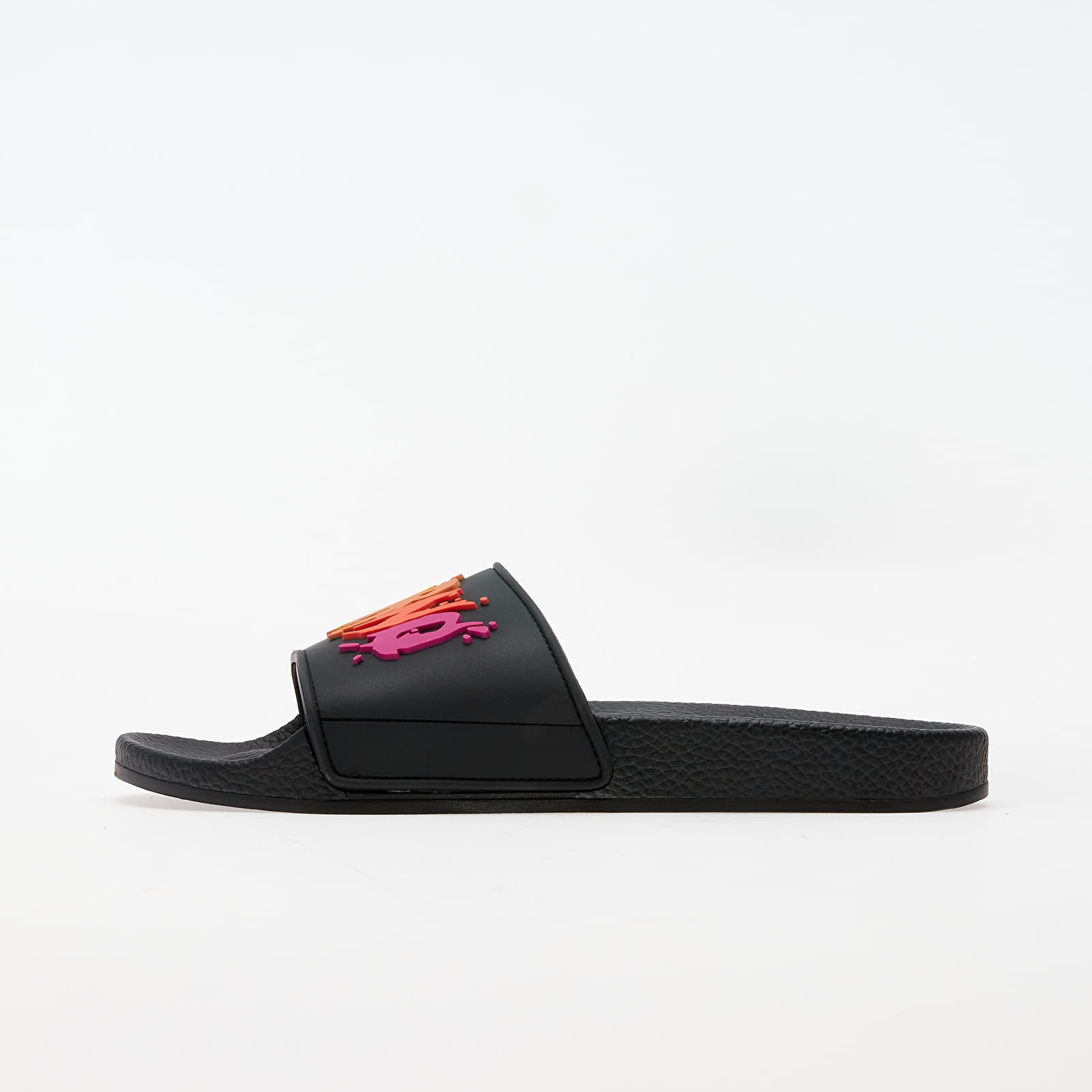 Мужская обувь LIFE IS PORNO xxx Footshop Slides Black