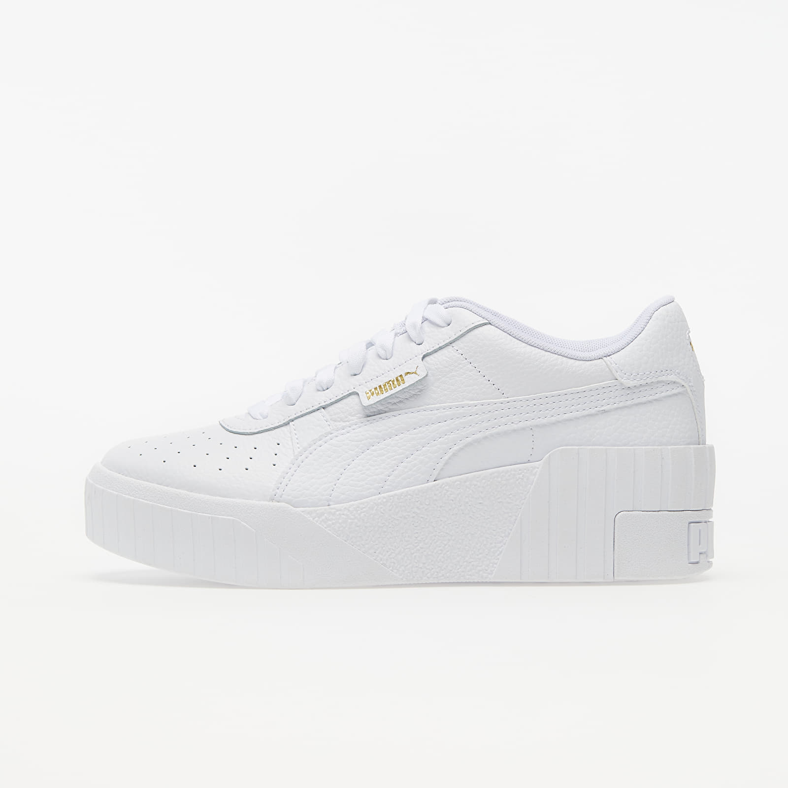 "Frauen Puma Cali Wedge Wn""s Puma White-Puma White"