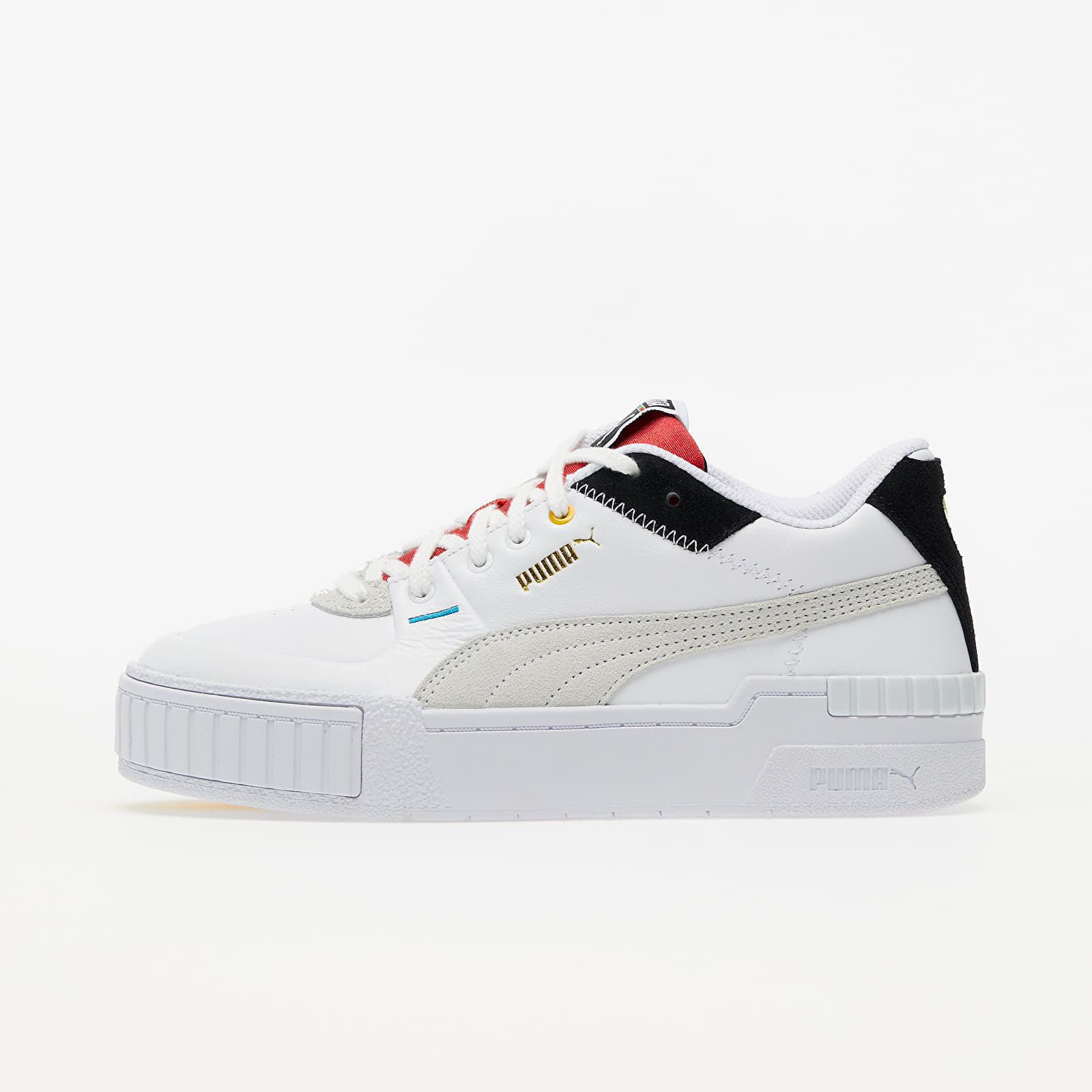 Dámské tenisky a boty Puma Cali Sport WH Wn s Puma White-Puma Black