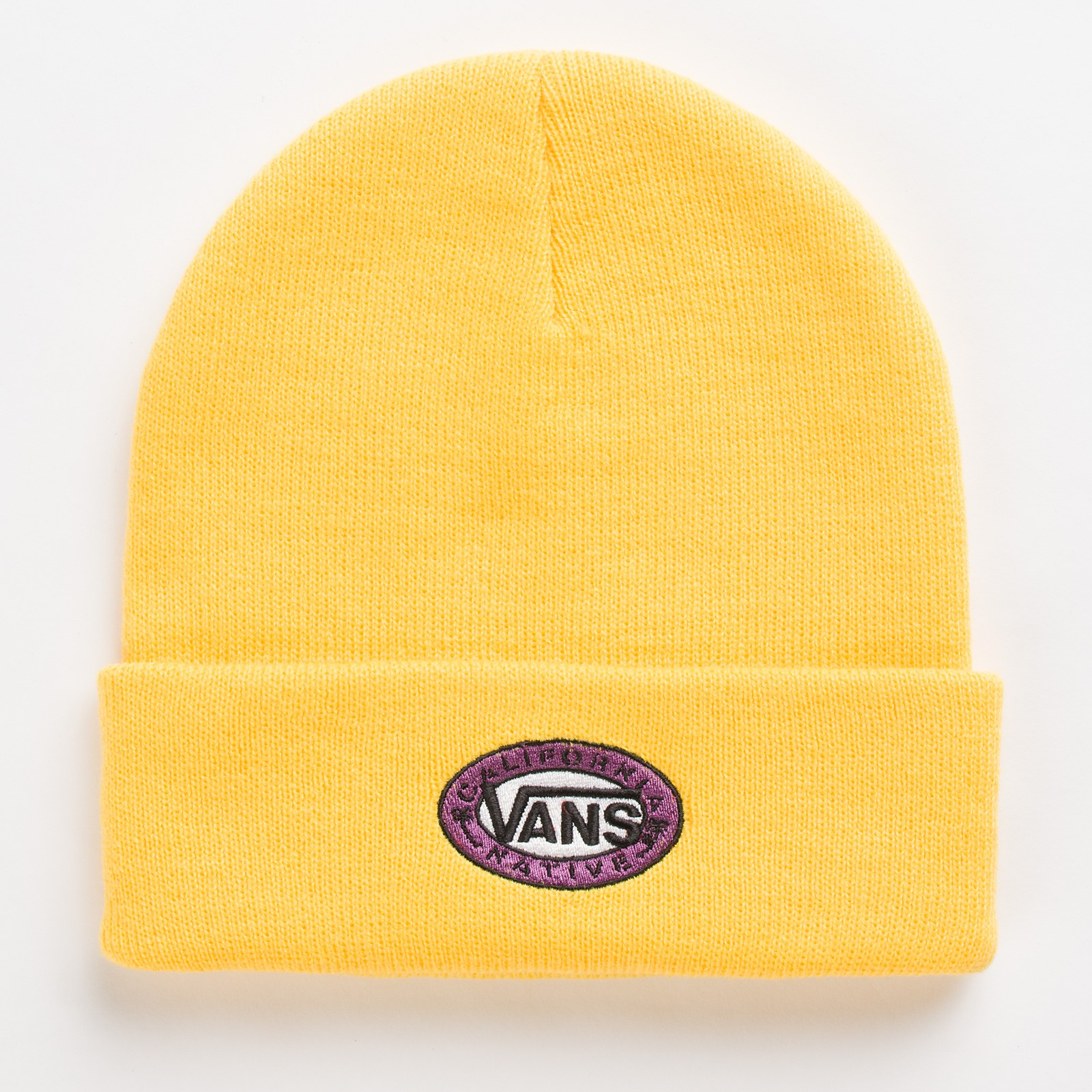 93507b28bcc Vans M CALIFORNIA NATIVE True Yellow