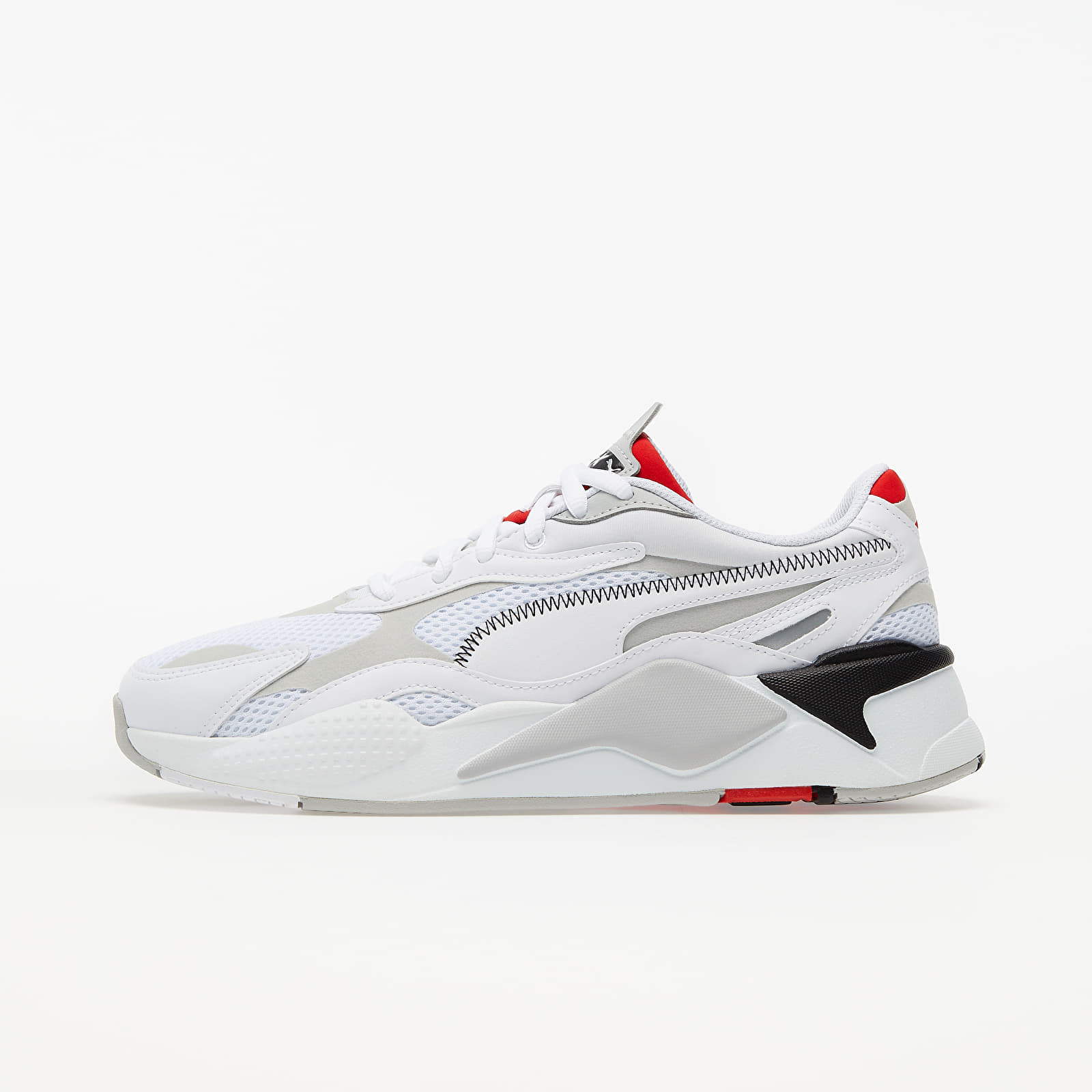 Pánské tenisky a boty Puma RS-X³ Millenium Puma White-Grey Violet
