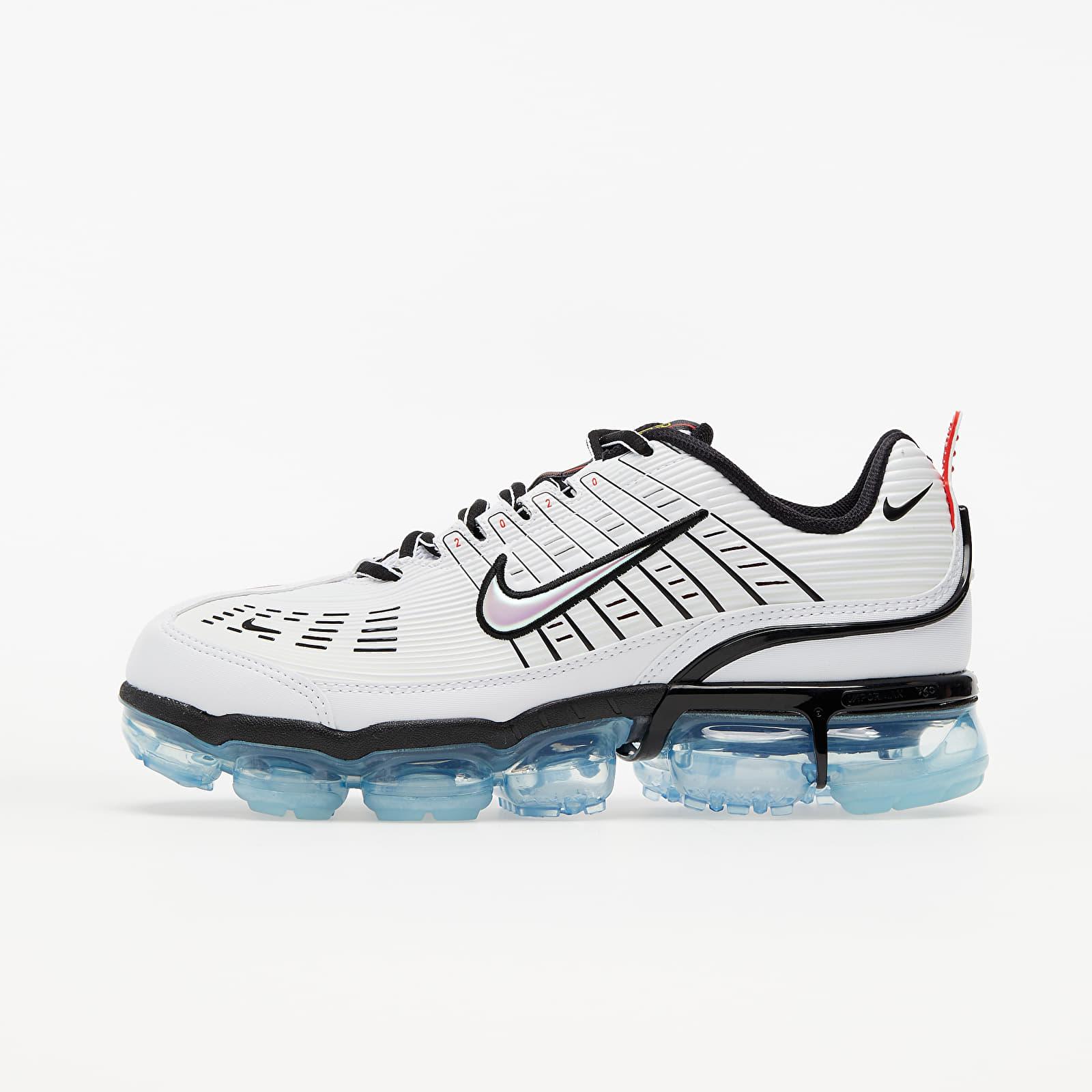 Men's shoes Nike Air Vapormax 360 White/ White-Black-Speed Yellow