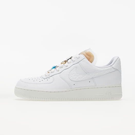 antes de Yo Calle principal  Women's shoes Nike Wmns Air Force 1 '07 LX White/ White-Summit White-White  Onyx