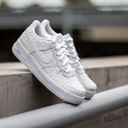Scarpe e sneaker da donna Nike Air Force 1 (GS) Summit White