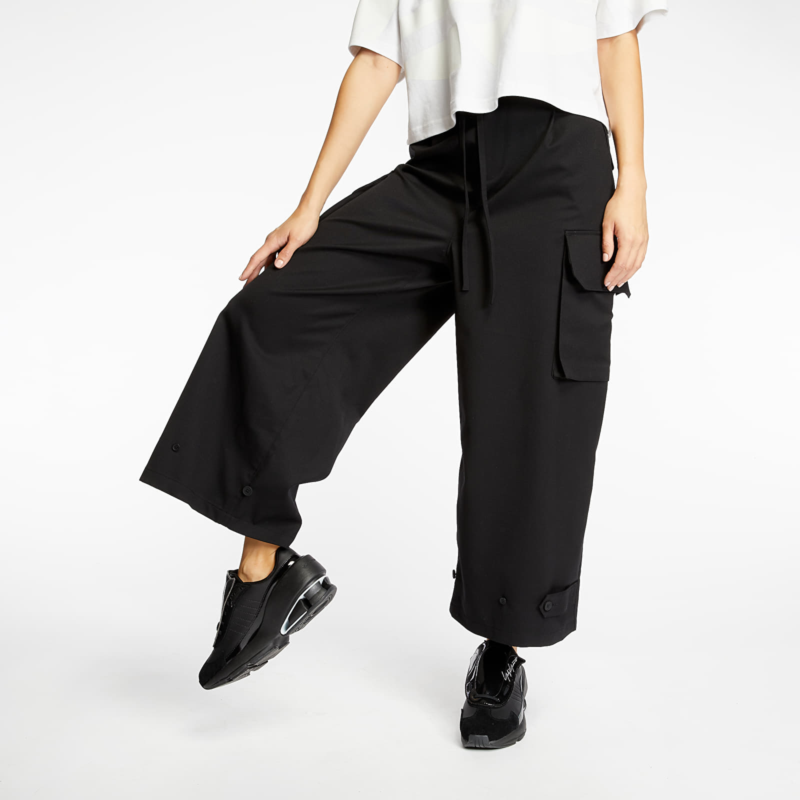 Pants and jeans Y-3 Cargo Pants Black