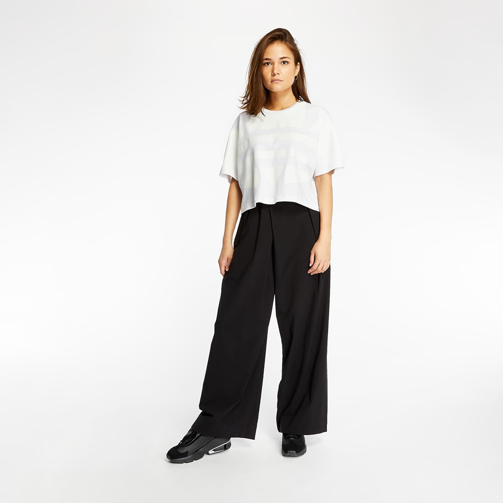 Džíny a kalhoty Y-3 Travel Wide Pants Black