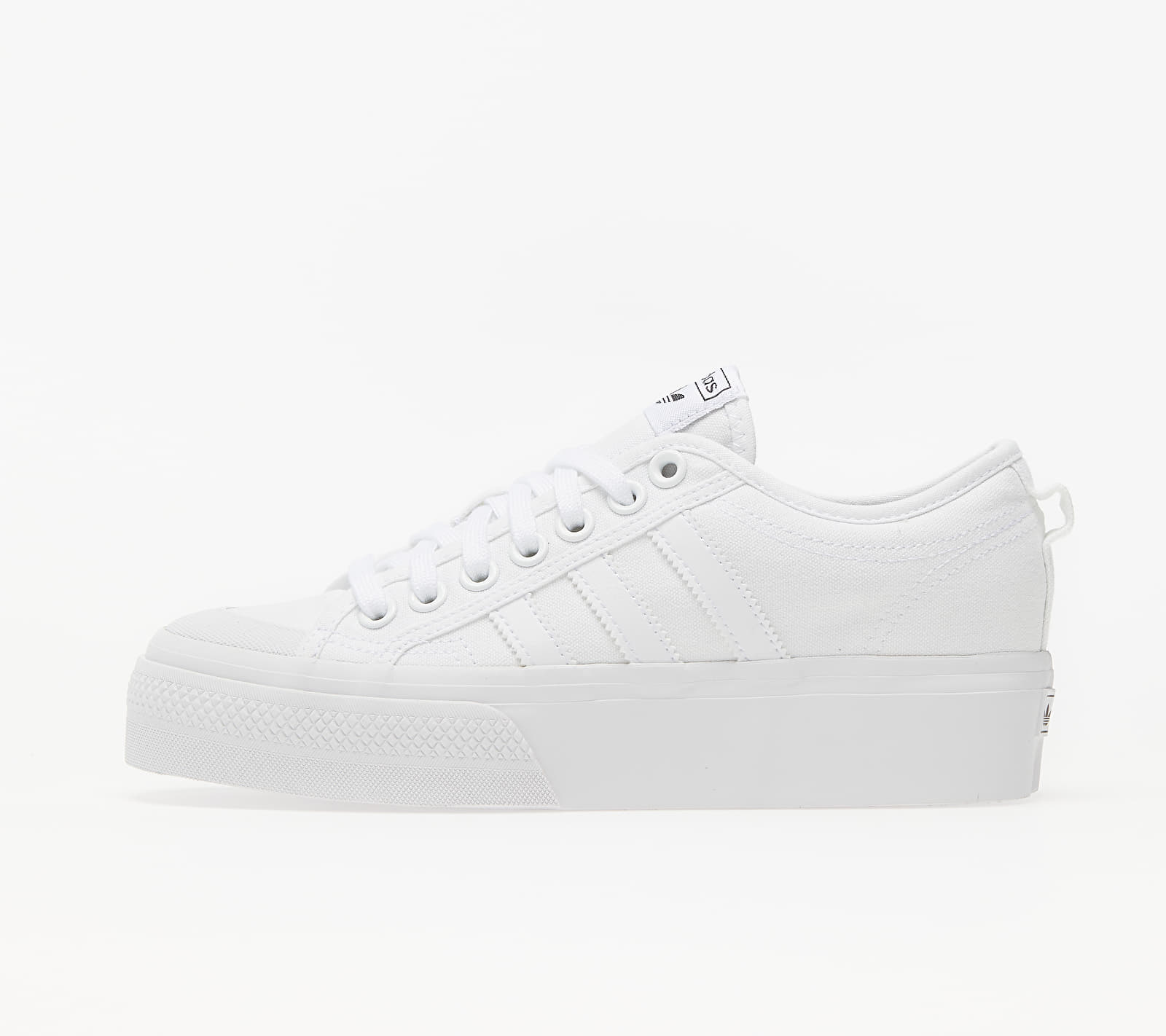 adidas Nizza Platform W Ftw White/ Ftw White/ Ftw White EUR 41 1/3
