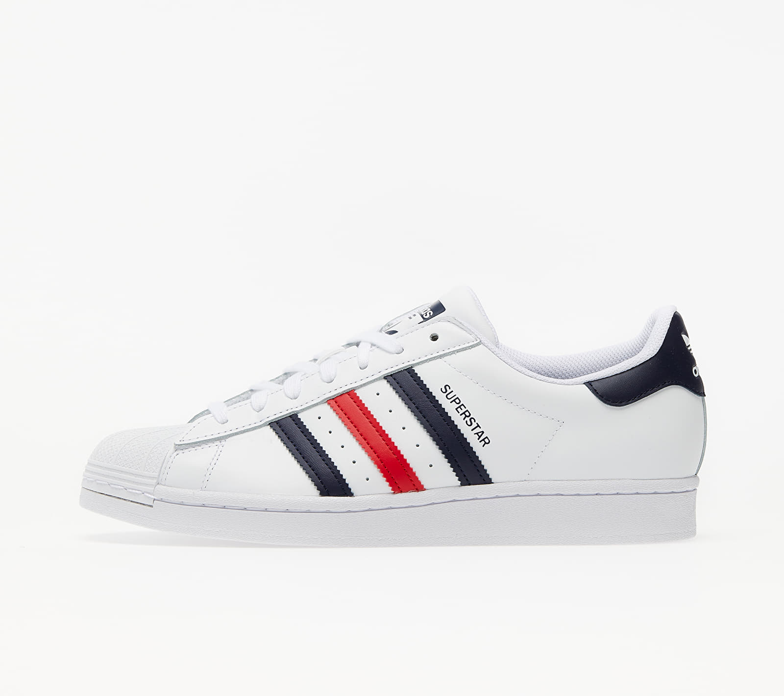 adidas Superstar Ftw White/ Scarlet/ Ftw White EUR 47 1/3