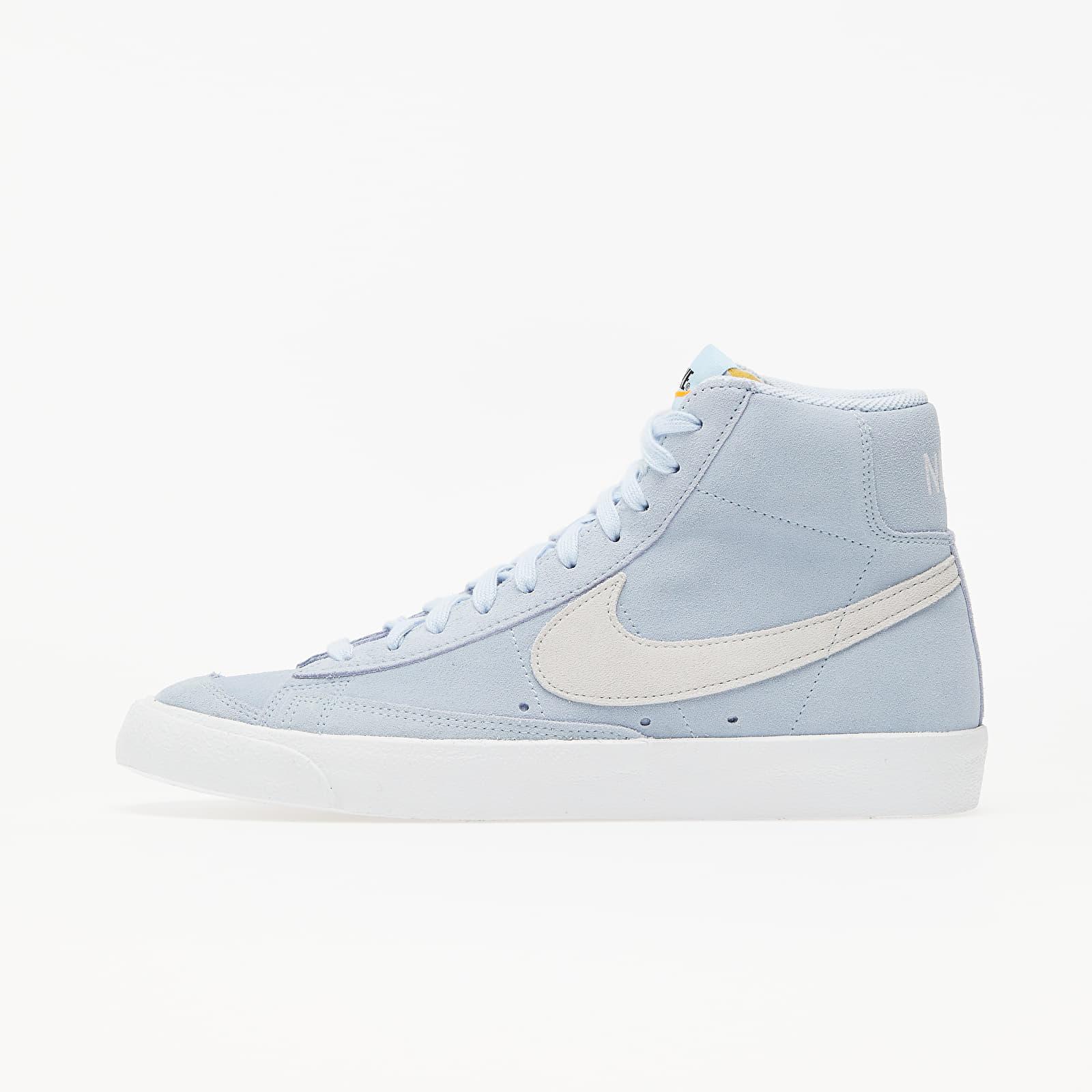 Nike Blazer Mid '77 Suede Hydrogen Blue/ White-White | Footshop