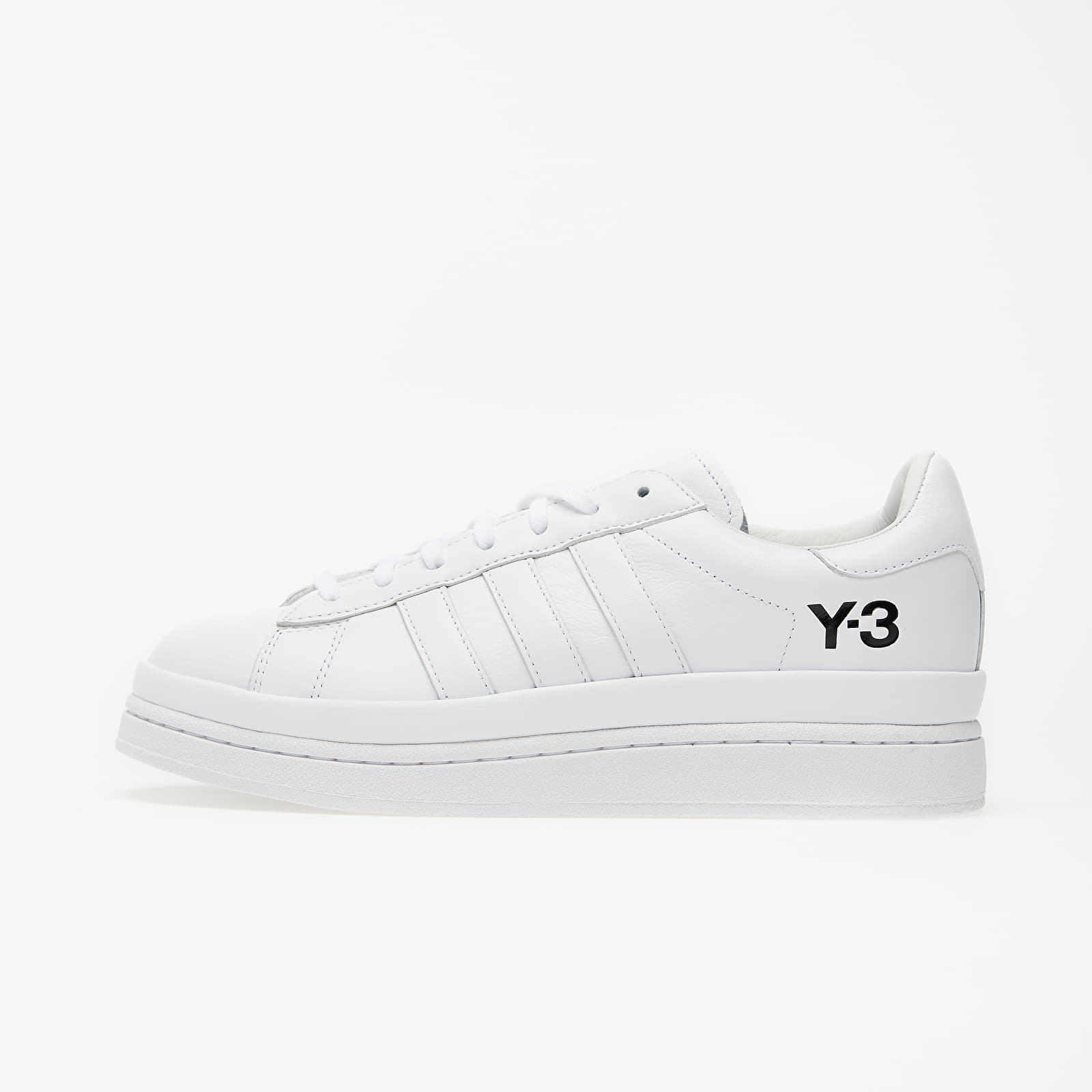 Men's shoes Y-3 Hicho Core White/ Core White/ Black