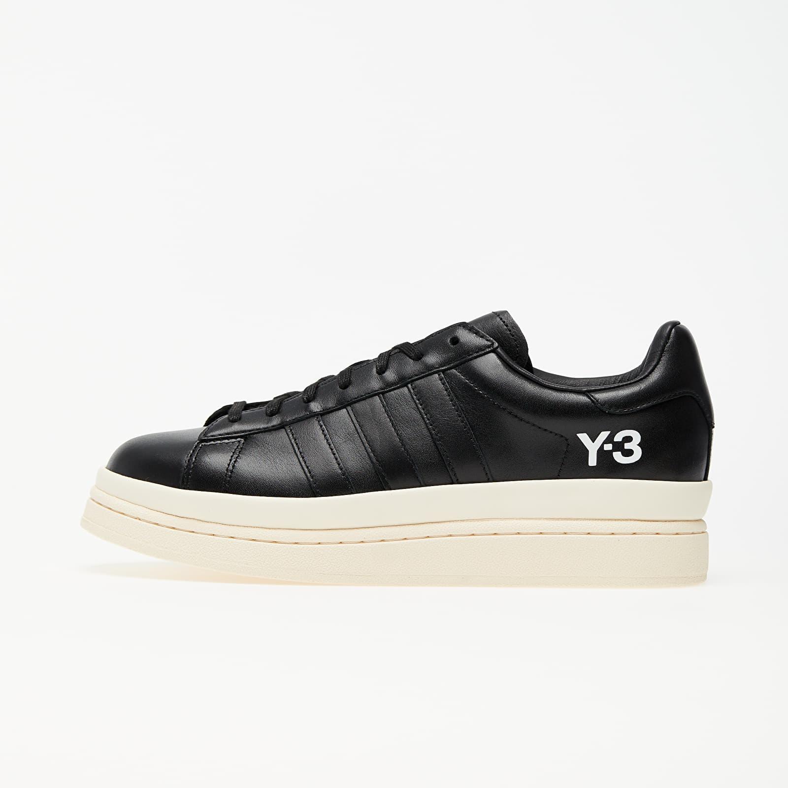 Men's shoes Y-3 Hicho Black/ Black/ Core White