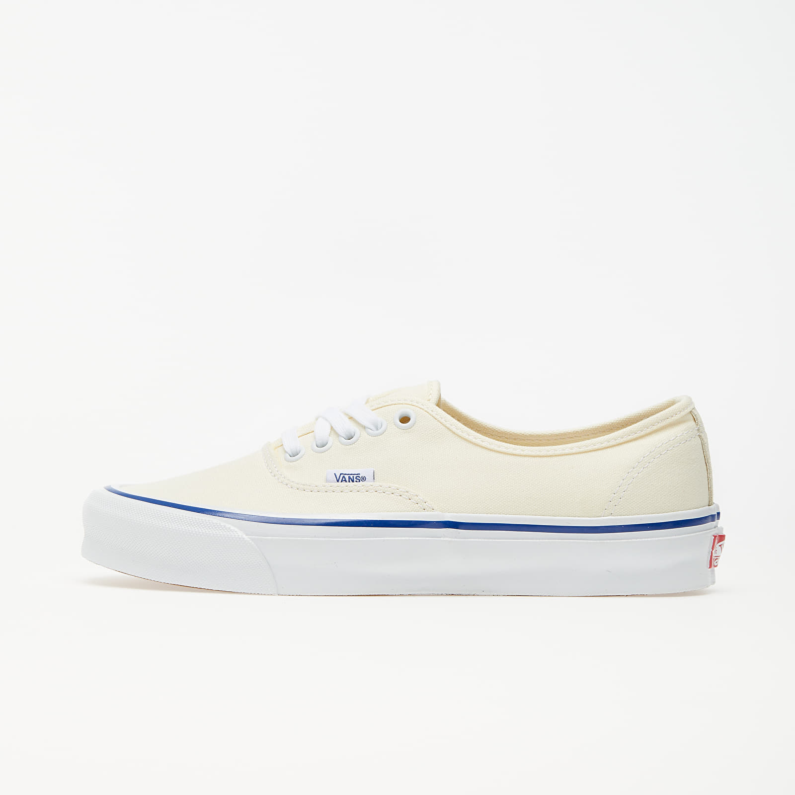 Мужская обувь Vans OG Authentic LX (Canvas) Classic White
