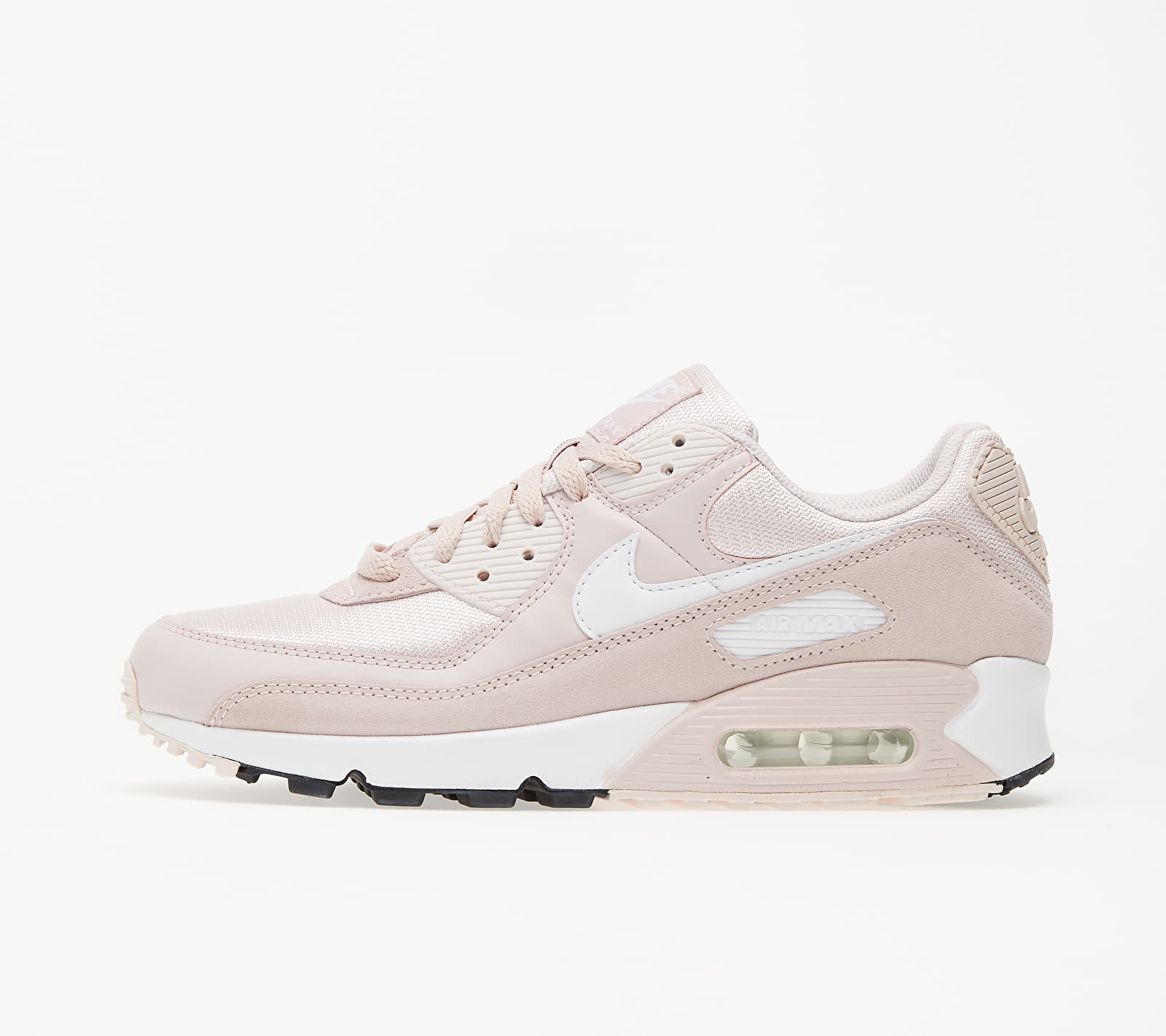 Nike Air Max 90 Barely Rose/ White-Black EUR 38.5