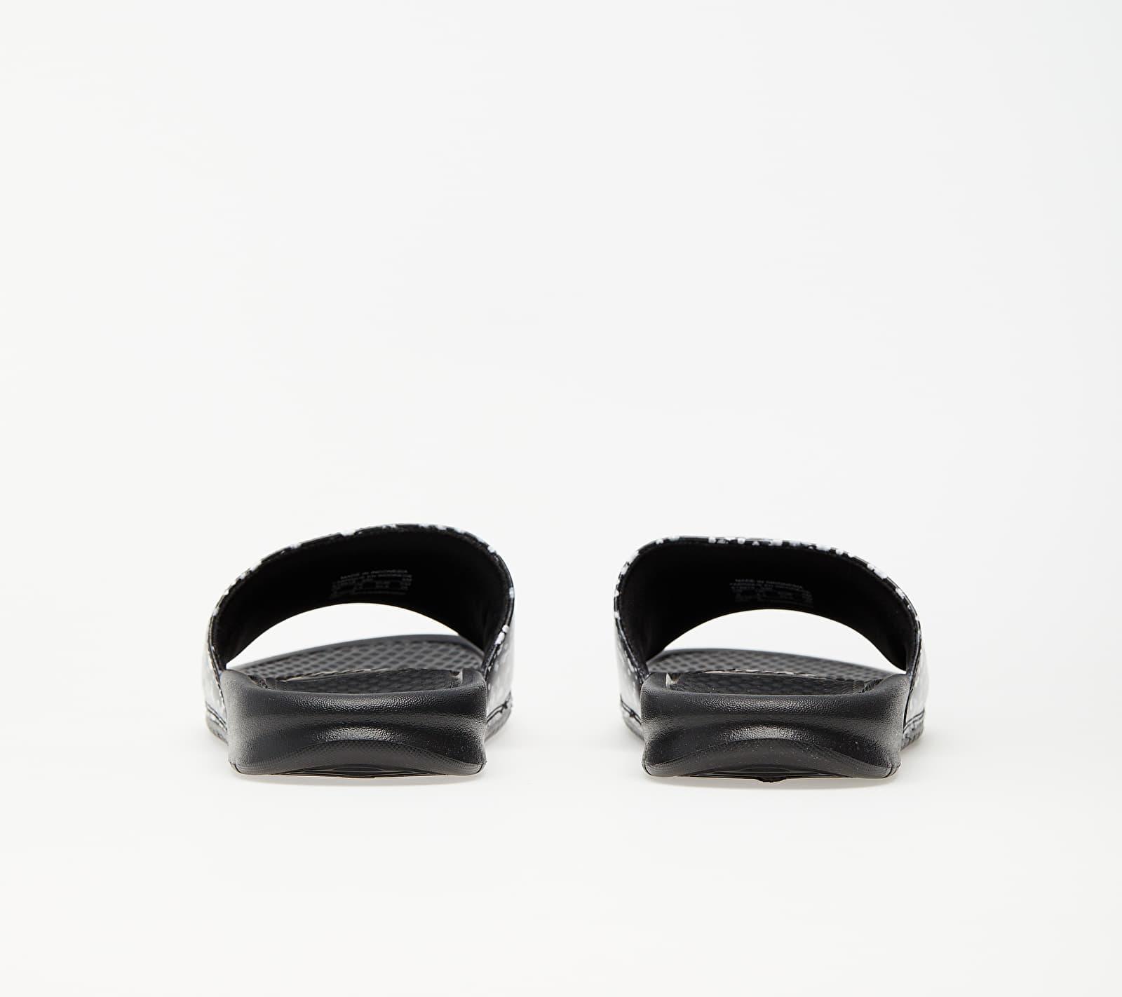Nike Wmns Benassi JDI Print Black/ White-Black