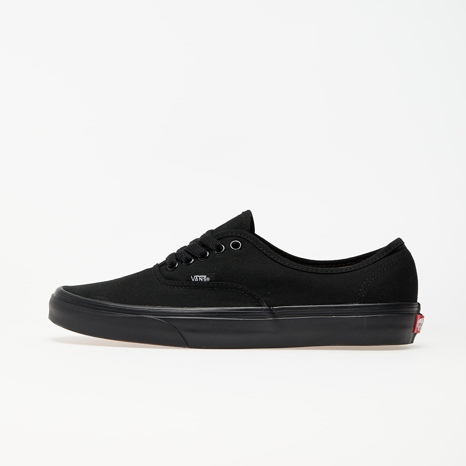 Férfi cipők Vans Authentic Canvas Black
