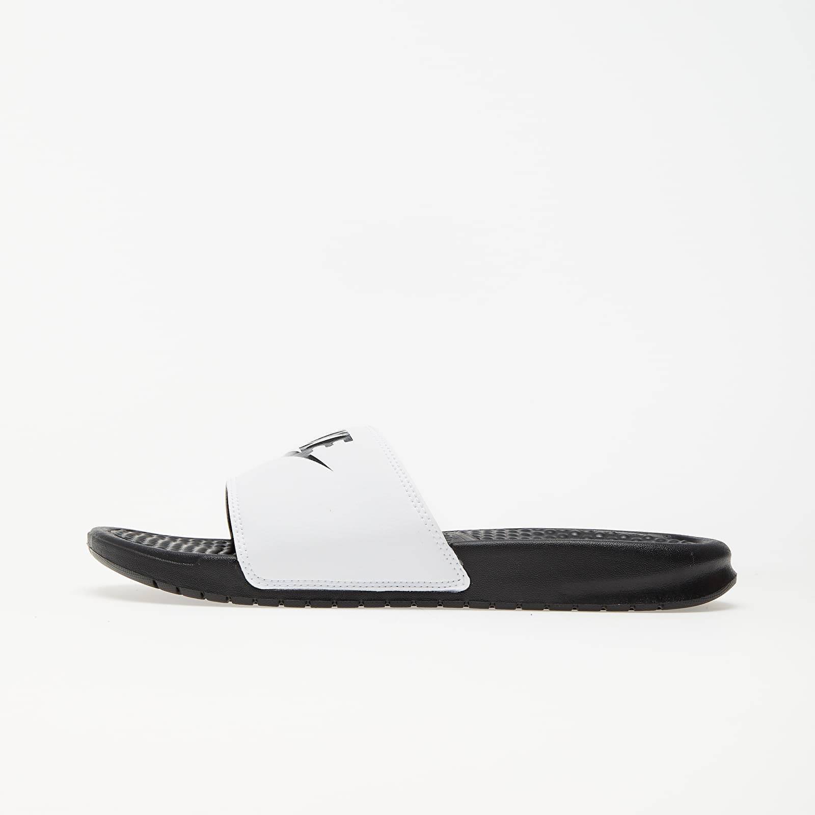 Men's shoes Nike Benassi Jdi White/ Black-Black