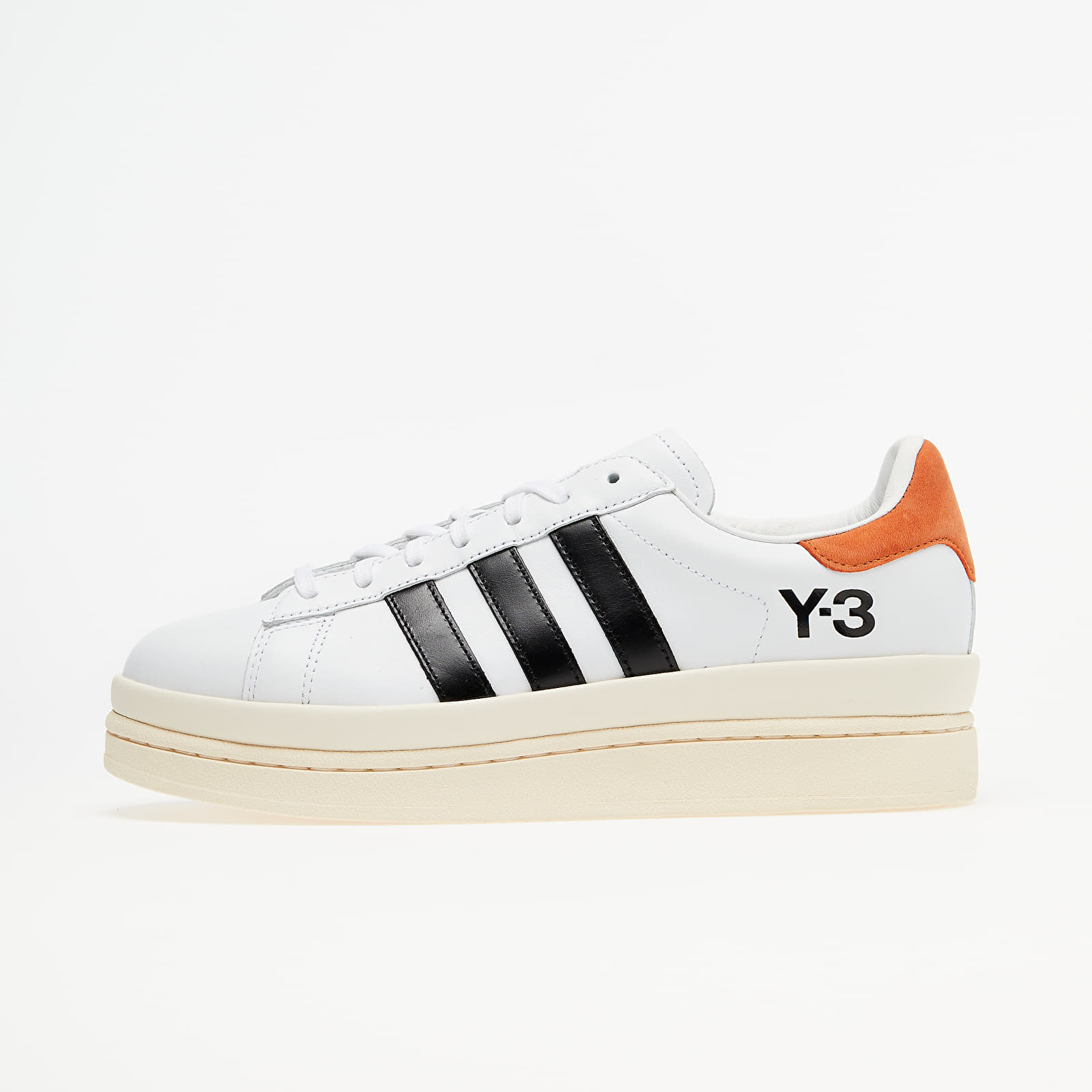 Men's shoes Y-3 Hicho Core White/ Black/ Red