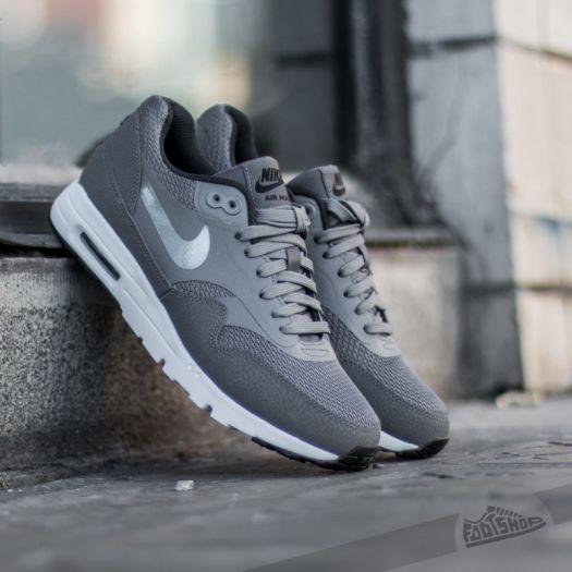 Nike W Air Max 1 Ultra Essentials Dark Grey Dark Grey Black