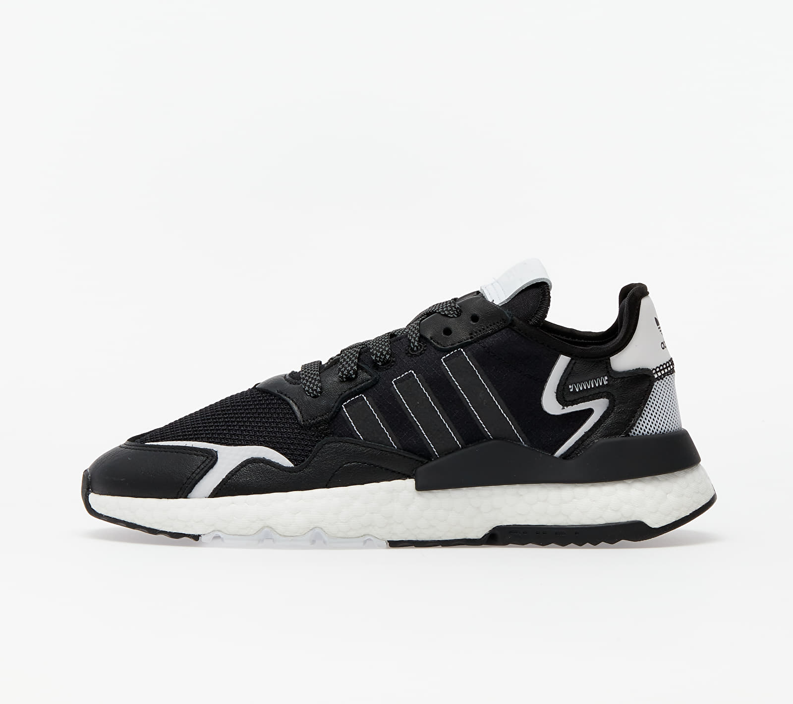 adidas Nite Jogger Core Black/ Core Black/ Ftw White