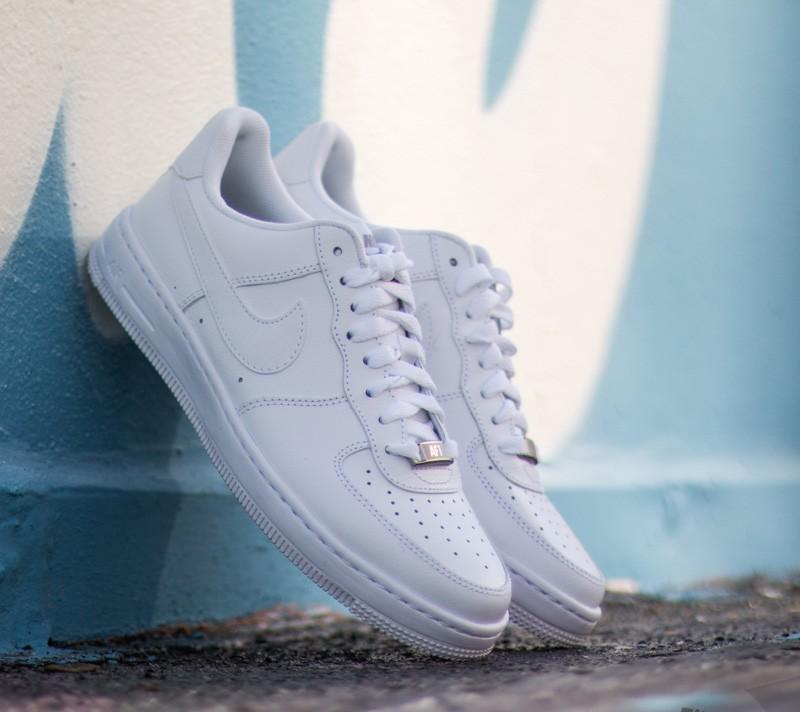 38b1cad8ccf Nike W AF1 Ultra Force ESS White  White- Wolf Grey