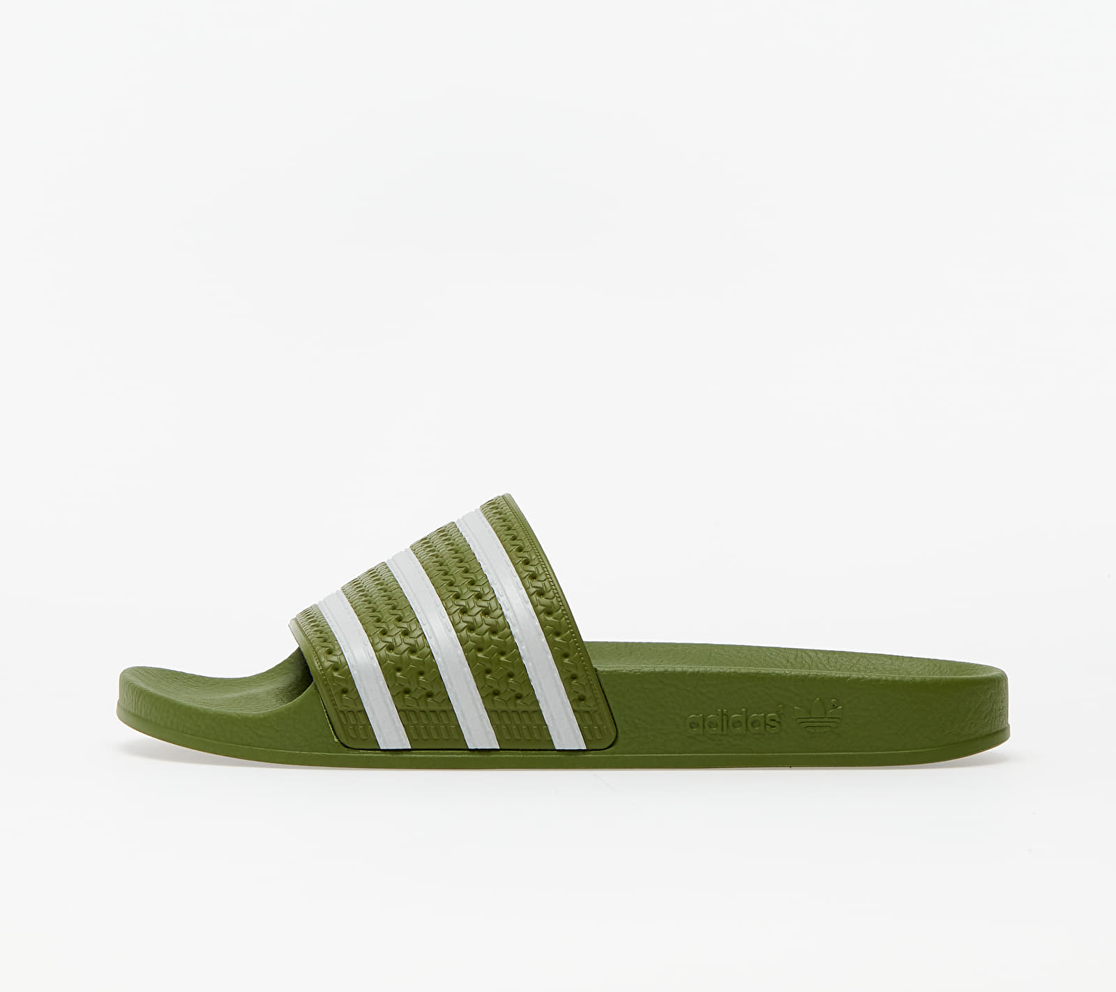 adidas Adilette Foreign Green/ Supplier Colour/ Foreign Green EUR 47