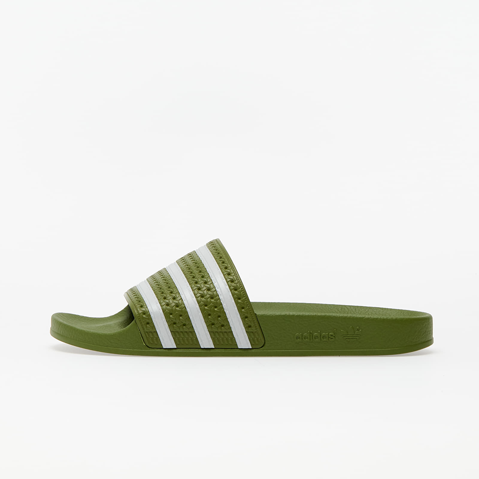 Chaussures et baskets homme adidas Adilette Foreign Green/ Supplier Colour/ Foreign Green