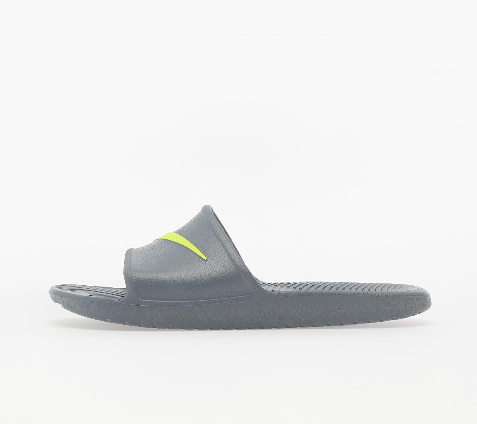 Nike Kawa Shower Cool Grey/ Volt EUR 38.5