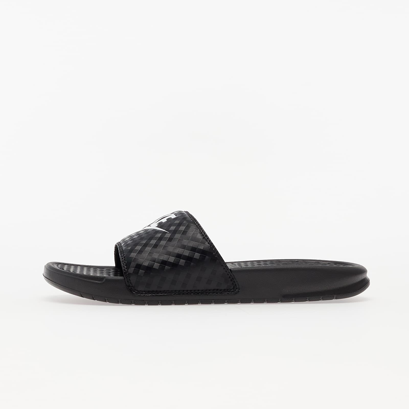 Zapatillas mujer Nike Wmns Benassi Jdi Black/ White
