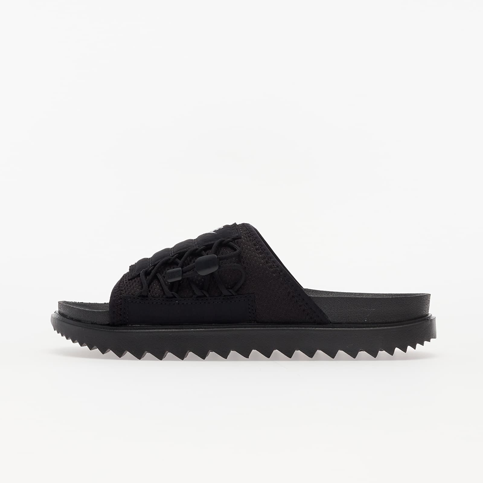 Dámské tenisky a boty Nike Wmns Asuna Slide Black/ Black-Black