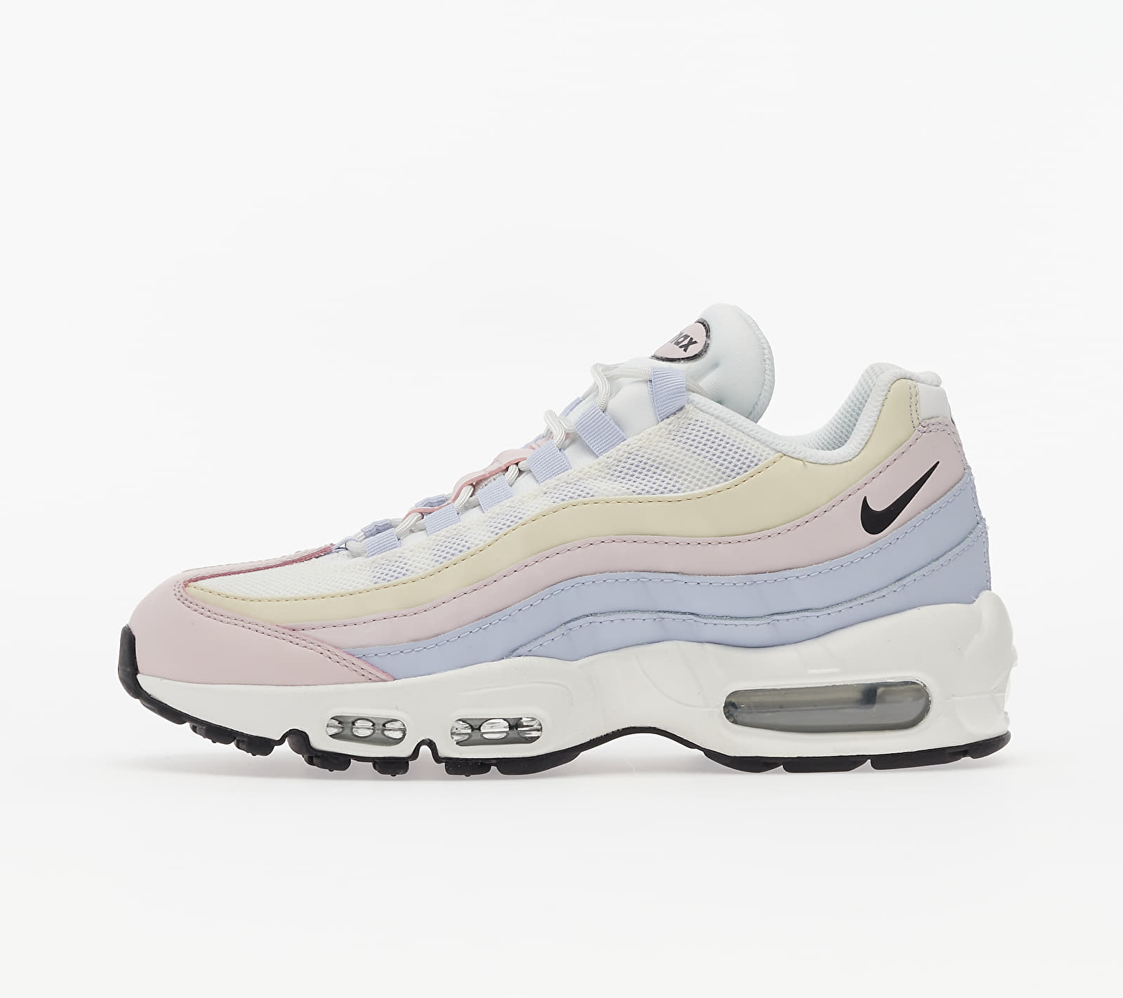 Nike Air Max 95 Ghost/ Black-Summit White-Barely Rose EUR 41