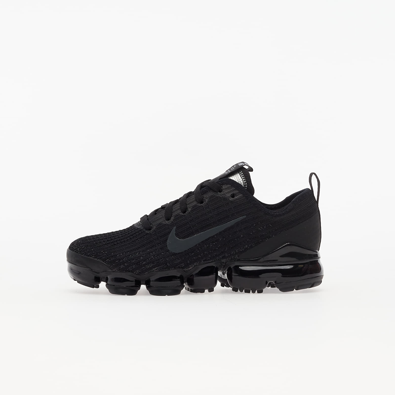 Kid´s shoes Nike Air Vapormax Flyknit 3 (GS) Black/ Anthracite-White-Metallic Silver