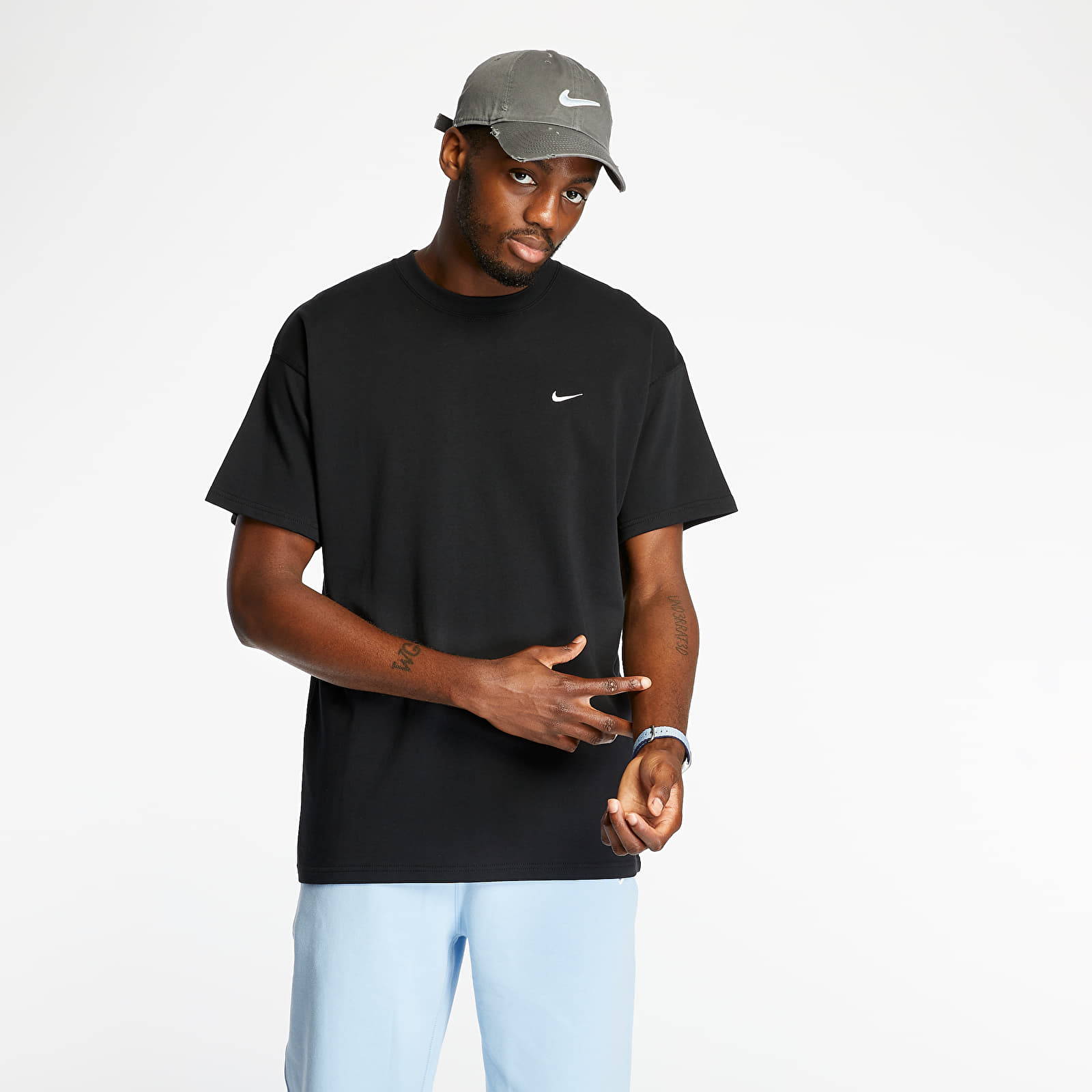 Nike NRG Swoosh Tee Black