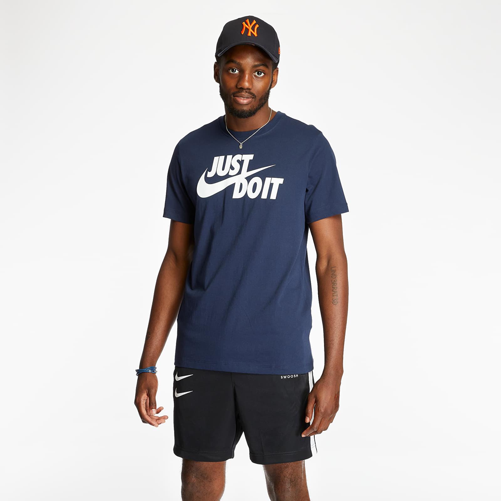 T-shirts Nike Sportswear JDI Obsidian/ White