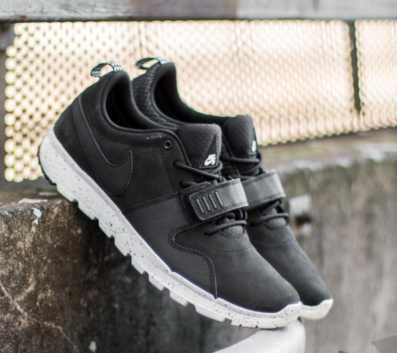 size 40 ace97 df733 Nike SB Trainerendor Black Black