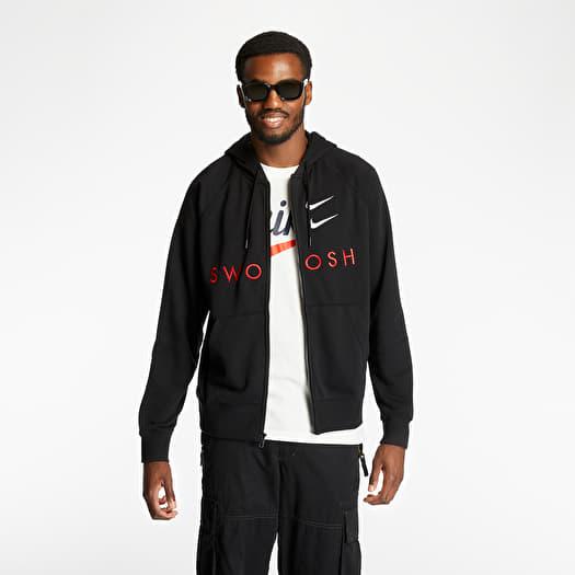 Nike Sportswear SwooshBlack University Red White
