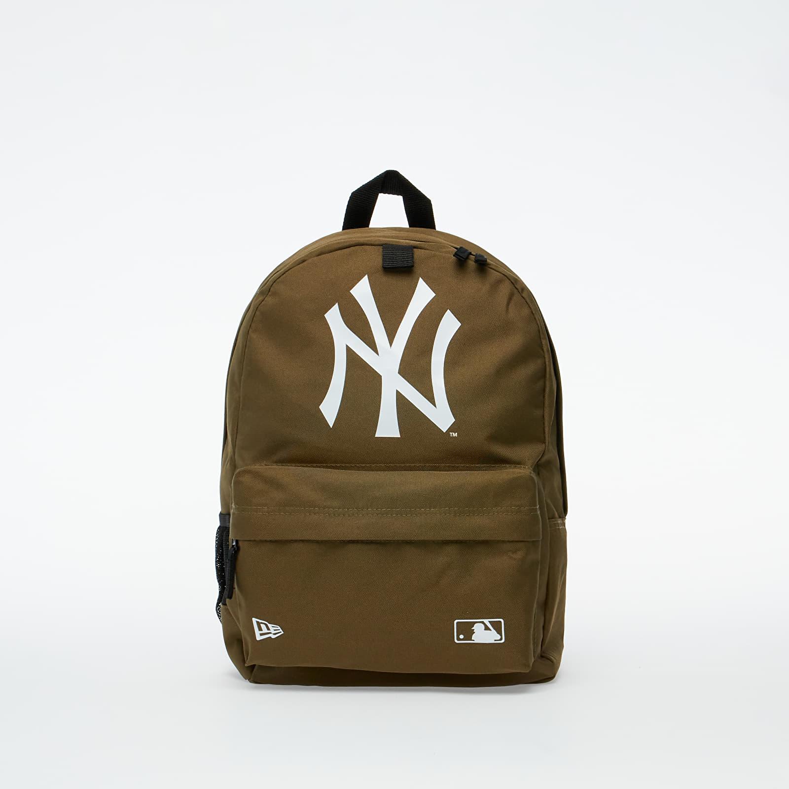 New Era MLB New York Yankees Stadium Backpack Green 17 litrov