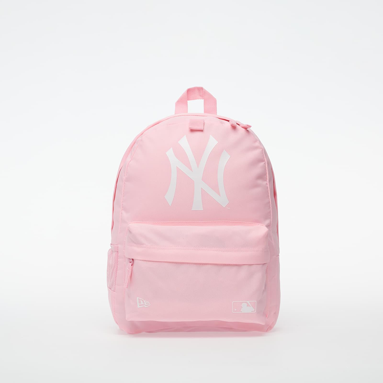 New Era MLB New York Yankees Stadium Backpack Pink 17 litrov