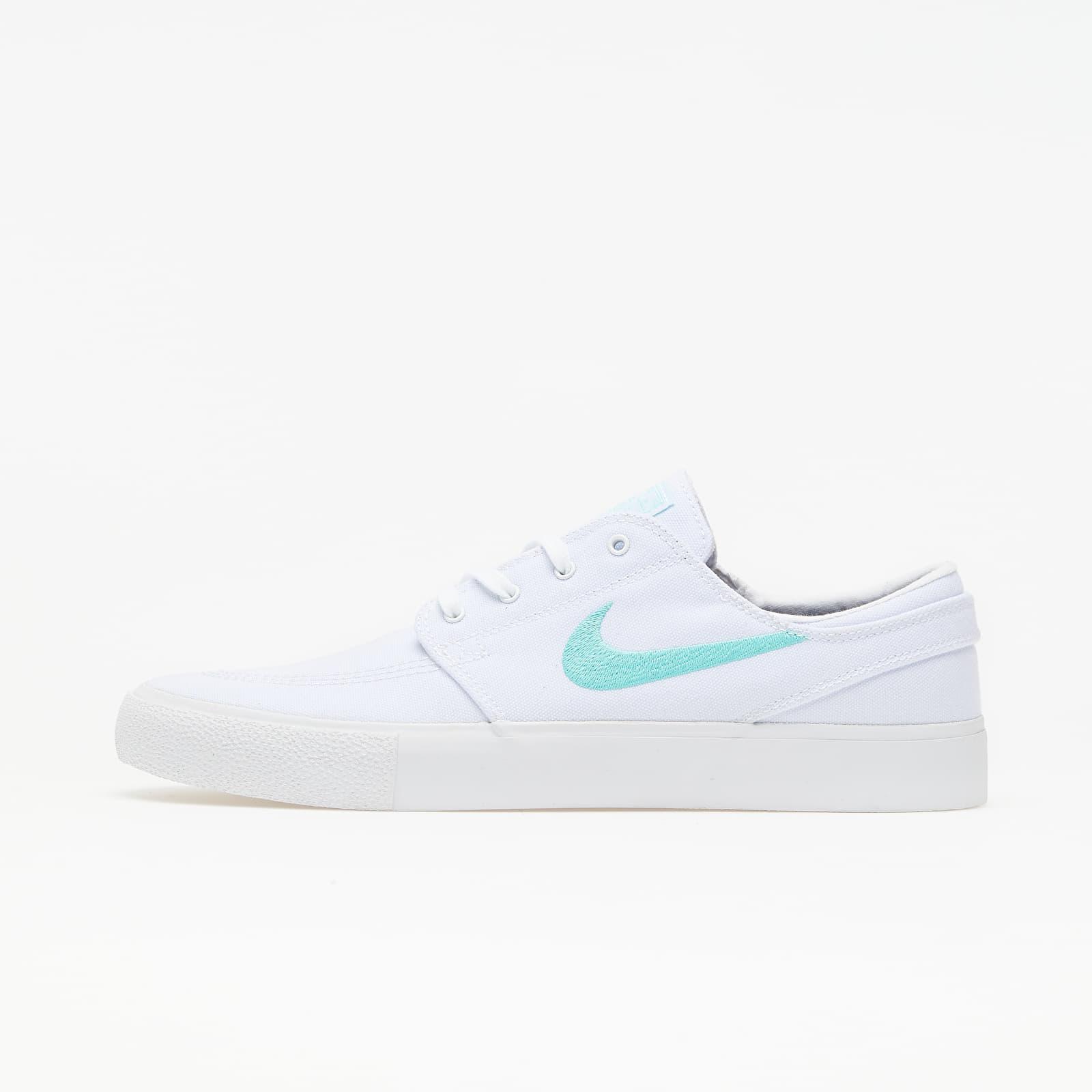 Pánské tenisky a boty Nike SB Zoom Stefan Janoski Canvas RM White/ Tropical Twist-White