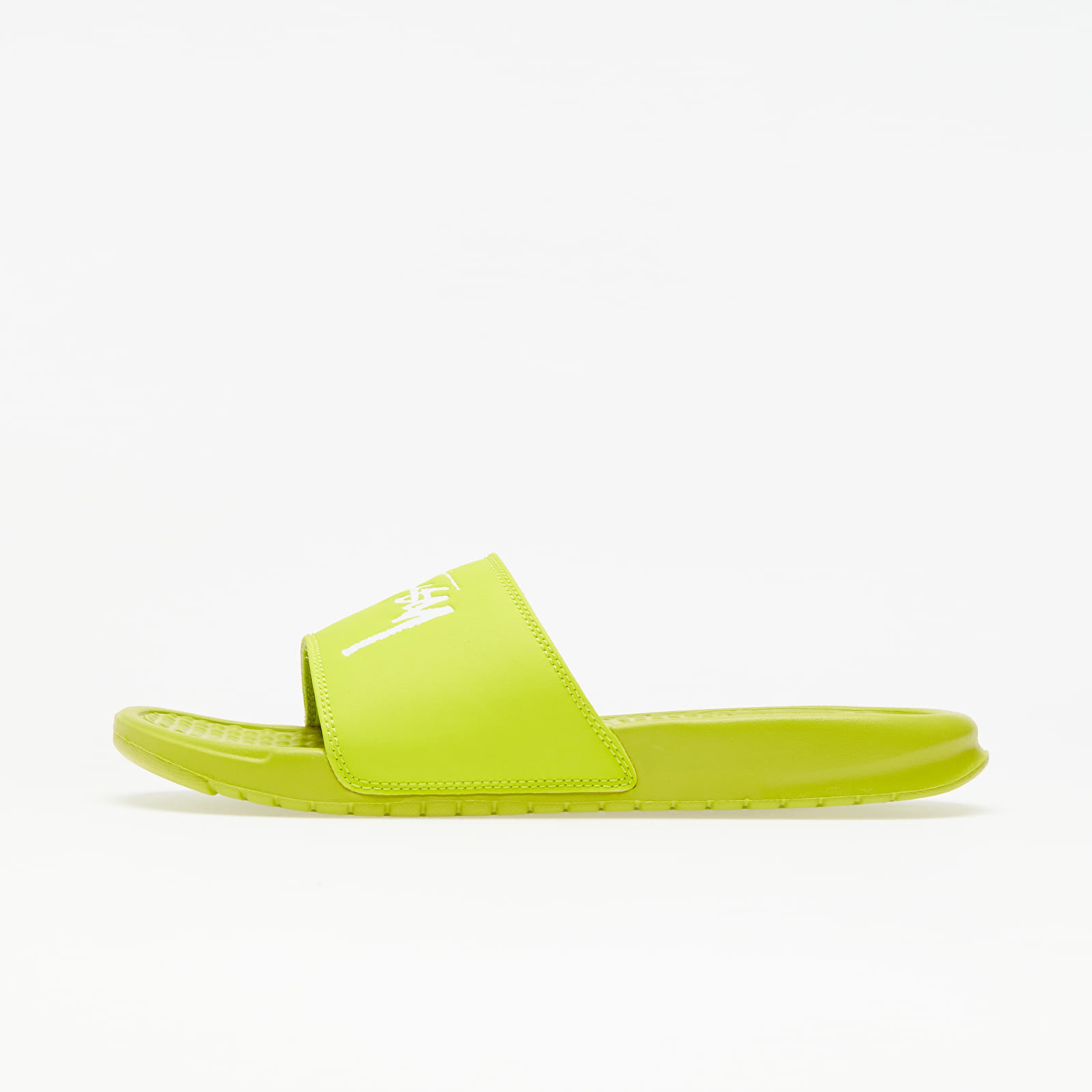 Men's shoes Nike x Stüssy Benassi Bright Cactus/ White