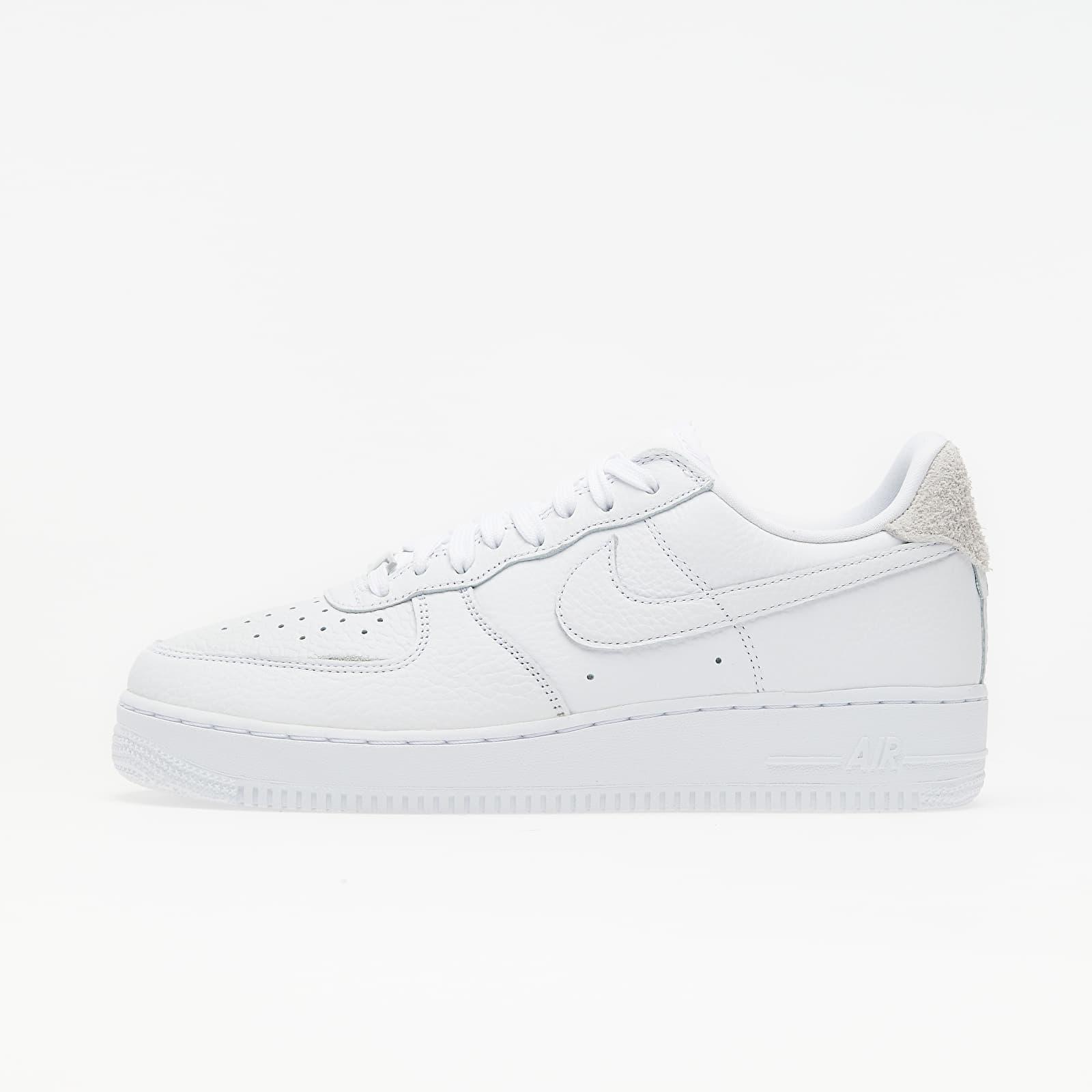 Nike Air Force 1 '07 Craft White/ White-Summit White-Vast Grey EUR 46