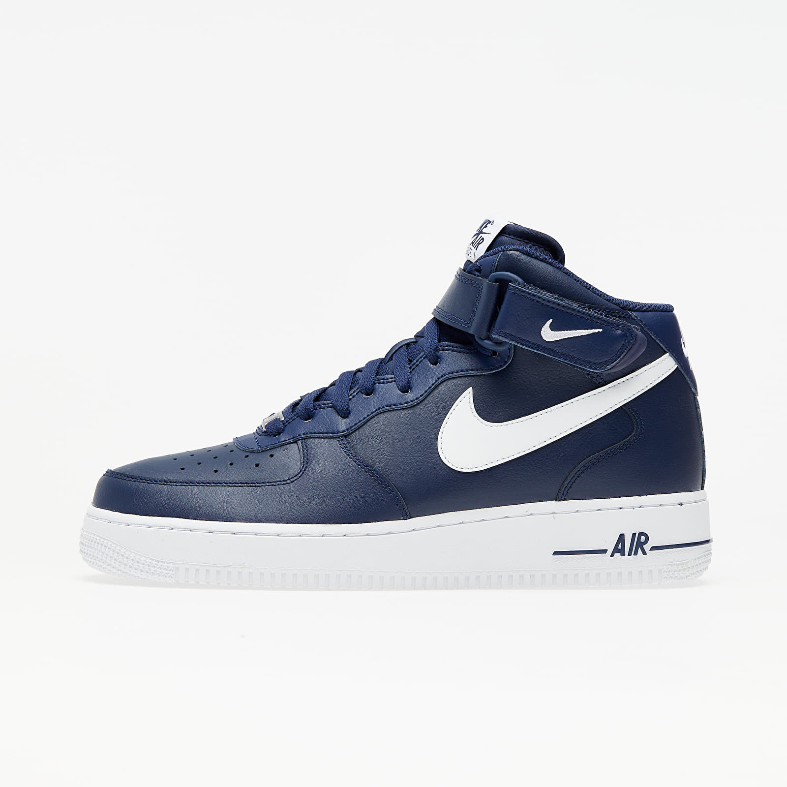 Nike Air Force 1 Mid '07 Midnight Navy/ White EUR 46